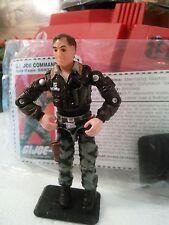 TRU Excl: 15Th Anniversary: 1997 G.I. Joe Commander: GENERAL HAWK(v5):100% CMP