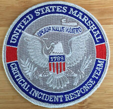 US Marshals Service - CIRT Team - Full Color - Genuine *Kokopelli Patch*