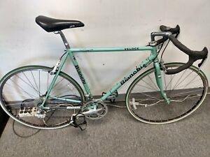 Bianchi Veloce Road Bike 54cm with Carbon Fork, Campagnolo Shifter & Brakes #13