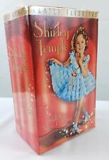 New/Unopened Shirley Temple Gift Set (VHS, 2000, 3-Tape Set)