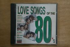Love Songs Of The 80s    (Box C254)