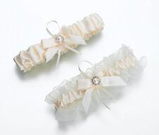 St/2 Ivory Pearl Garters