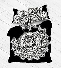 Indian Dream Catcher Duvet Doona Cover Single Mandala Blanket Cover Bedding Set