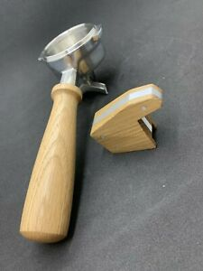 Milano Style 1 Group Manual Paddle Kit Complete – American Oak Coffee Machine