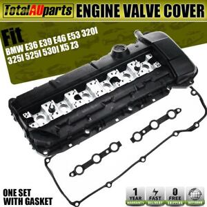 Engine Valve Cover for BMW 3 5 Series X5 Z3 E36 E39 E46 E53 1996-2006 M52 M54