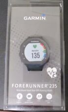 Brand New - Black Garmin Forerunner 235 with HRM 010-03717-54 NEW