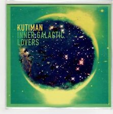(GN700) Kutiman, Inner Galactic Lovers - 2015 DJ CD