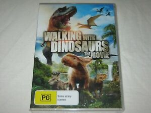 Walking With Dinosaurs The Movie - Brand New & Sealed - Region 4 - DVD