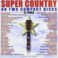 Various Artists - Super Country 32 Song / Various [New CD]