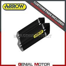 Exhausts Arrow Race tech AKN Aluminium Black Ktm 690 Sm 2006 > 2012