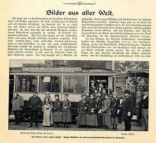 Young girls as strassenbahnschaffnerinnen (FOR CHARITY) in Detmold 1902