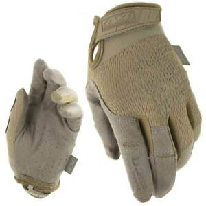 Mechanix Specialty 0.5mm Gloves Mens Tactical Military Army Light Summer Coyote