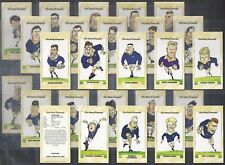 THE DAILY TELEGRAPH-FULL SET- SCOTLAND RUGBY WORLD CUP 1995 (26 CARDS) - EXC+++