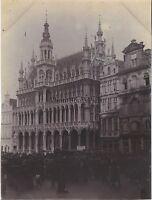 Bruxelles Belgium Belgio Vintage Citrato snapshot Ca 1900