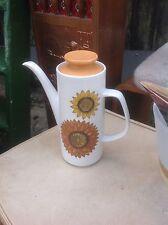 J&G Meakin Pottery Coffee Pots
