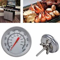 Household 50-500 Celsius Stainless Steel BBQ Grill Thermometer Temperature Gauge