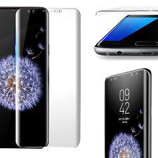 3D Panzerfolie für Samsung Galaxy S9 Glasfolie 9H Curved Displayschutzfolie