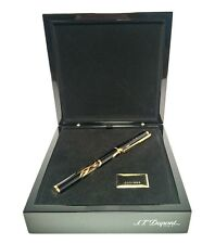 Unique Rollerball Pen by Dupont - Neoclassique Cheval Large  # 000 / 888