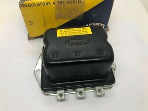 Fiat 500 600 1100 1200 Magnet Marelli Voltage Regulator NOS