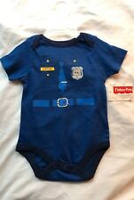 Police Captain  theme  ONSEY   SIZE  6-9 months