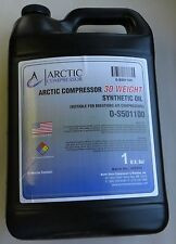 SYNTHETIC COMPRESSOR OIL - 30 WEIGHT (O-S501100)
