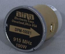 "Bird DPM-100E1 100 W 915 MHz 7/8"" Wattmeter Element/Slug"