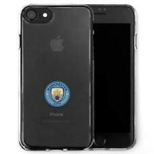 Manchester City Man City FC iPhone 7 / 8 TPU Shock Proof Clear Case