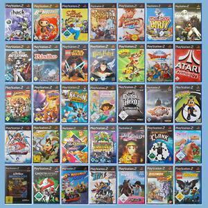 PS2 - Playstation ► Spiel nach Wahl - Spyro   Bandicoot   Sonic   Lego u.v.m ◄