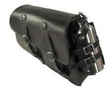 MOTORCYCLE Solo SaddleBag SIDE BAG  For Harley Davidson Sportster Roadster Model