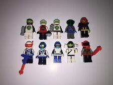 LEGO Vintage Space minifigures #6704 w/accessories (1991) Astronauts Alien