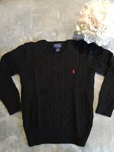 Boys sweater POLO Ralph Lauren Size 7
