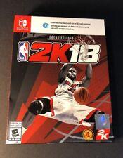 NBA 2K18 [ Legend Edition ]  (Nintendo Switch) NEW