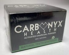 Carbonyx Health Activated Charcoal 100% Natural Teeth Whitener