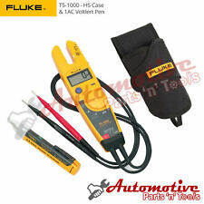 Genuine UK Fluke T5-1000 Electrical Tester H5 Holster Case & 1AC VoltAlert Pen