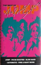 Jump The Best Of The POINTER SISTERS Cassette Tape VGC RCA 1989 Greatest Hits