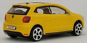 1/43 VOLKSWAGEN VW POLO COCHE DE METAL A ESCALA SCALE CAR DIECAST