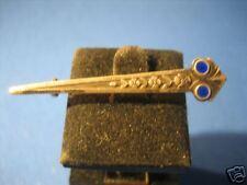 reizvolle Art Deco Nadel Schlange Email Silber ansehen!