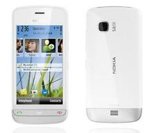 Nokia C5-03 White / Aluminium Gray Smartphone Symbian 9.4 NEW & Sealed Unlocked