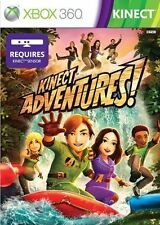 XBOX 360 Kinect Adventures! Video Game Multiplayer Online Kick Jump Dodge 1080p