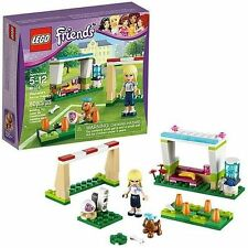 Lego Stephanie's Soccer Practice (41011) - no box, but all pieces & instructions