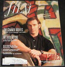 American Film June 1991-John Sayles