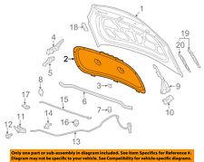 Buick GM OEM 12-17 Verano Hood-Hinge Right 13270784