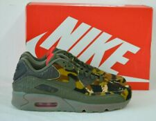 Nike Air Max 90 Animal Gator Green Sneakers - Size UK 8 EU 42.5 RRP £120