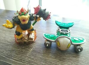 Skylanders SuperChargers Bowser And Clown Cruiser. Amiibo. Nintendo Switch 3DS