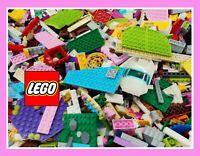 LEGO Friends - 250g of Bricks Plates foliage Parts 1/4 KG Bundle