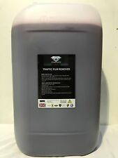 STONE WHITE TRAFFIC FILM REMOVER TFR 25L 25LTR CAR AND TRUCK WASH VALET 100:1