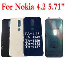 For Nokia 4.2 TA-1157 TA-1150 TA-1133 TA-1149 1152 Rear Back Door Battery Cover