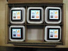Apple 6th gen. ipod nano graphite 8GB - new, unused w/ new battery - read -