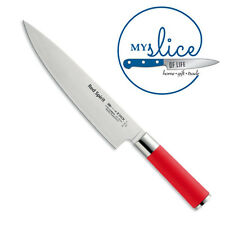 "F Dick 8""/21cm Red Spirit Series Chef Knife 8174721 - BNIP"