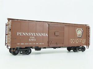 O Scale 2-Rail Atlas PRR Pennsylvania Single Door Box Car #47011